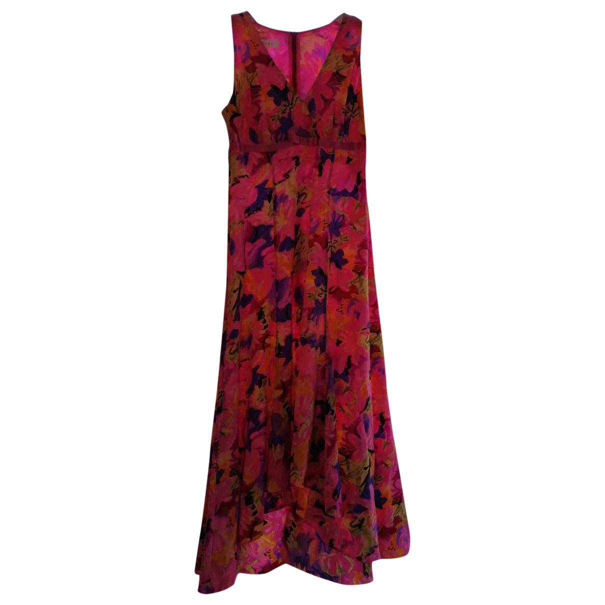 Escada \N Pink Silk skirt for Women 36 FR