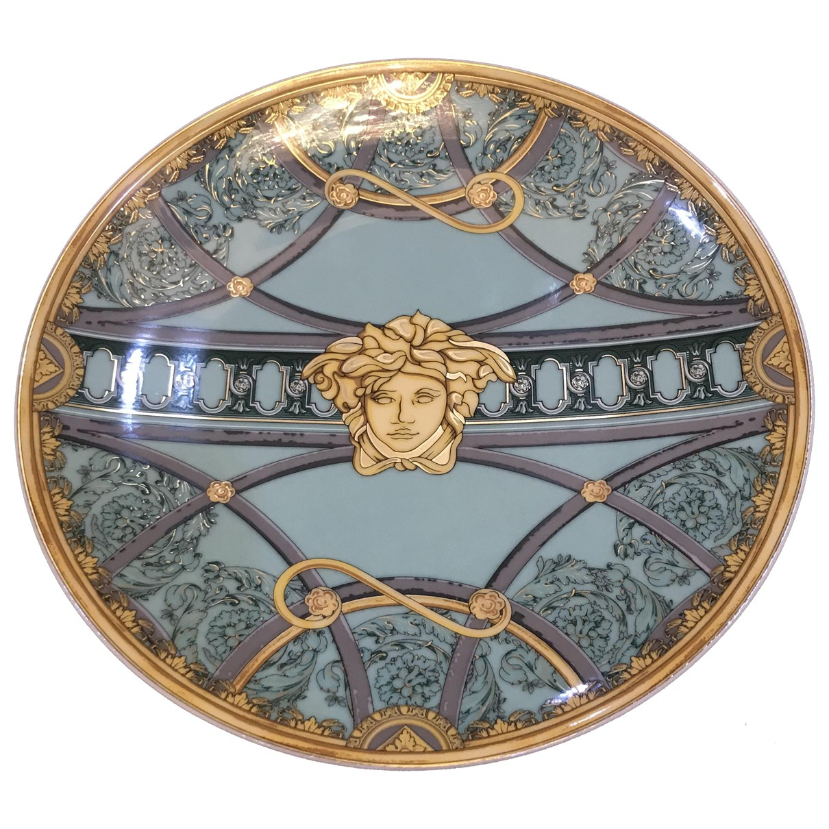Versace - Arts de la table   pour lifestyle en porcelaine