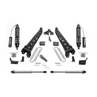 Fabtech 6 Inch Radius Arm System with Dirt Logic Shocks - K2243DL