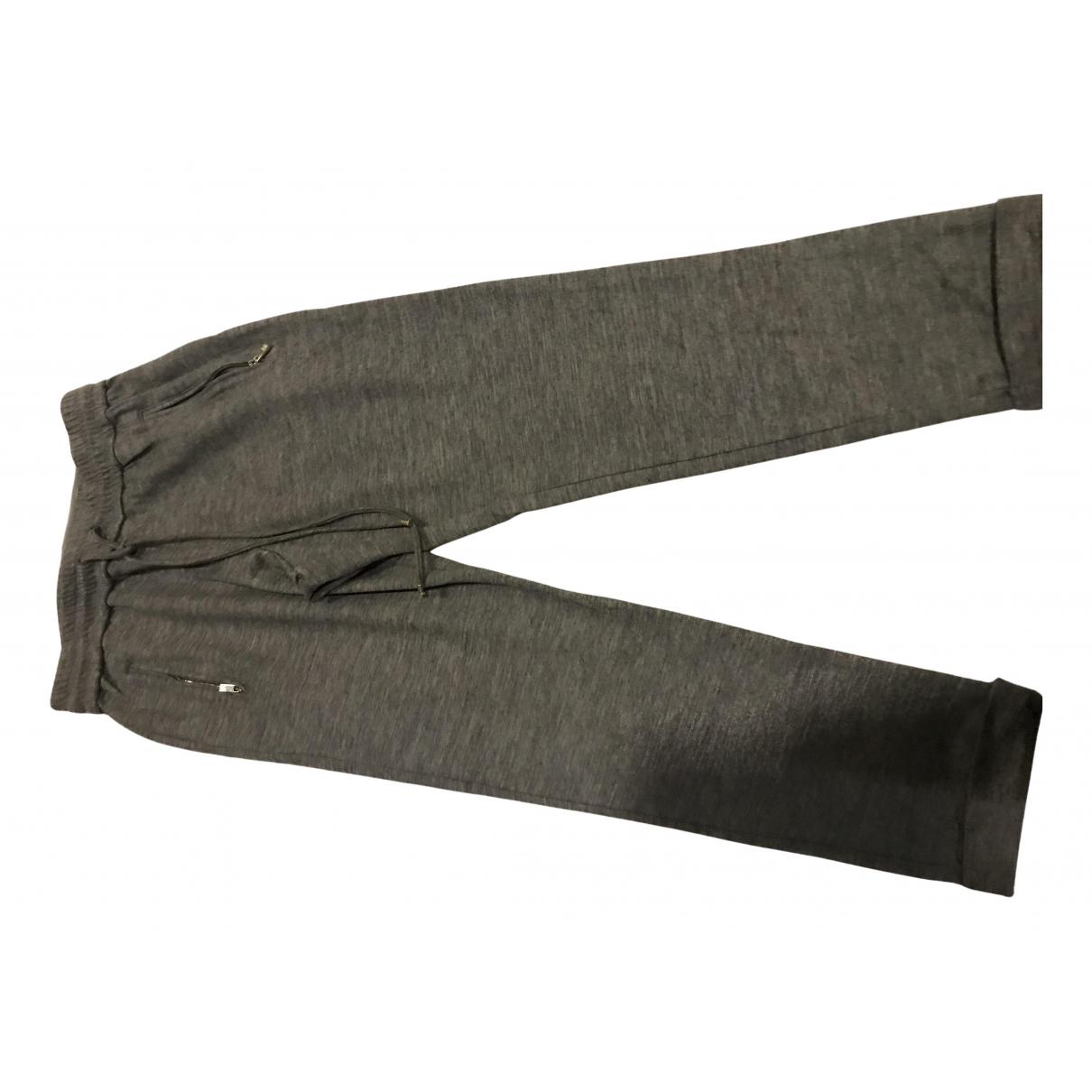 Carolina Herrera N Grey Trousers for Women S International