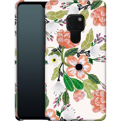 Huawei Mate 20 Smartphone Huelle - Botanical Dream von Iisa Monttinen