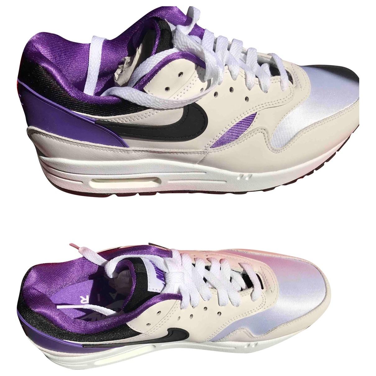 Deportivas Air Max 1 de Lona Nike