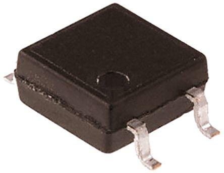 Toshiba , TLP185(BLL-TR,SE(T DC Input Phototransistor Output Optocoupler, Surface Mount, 4-Pin SO6 (50)