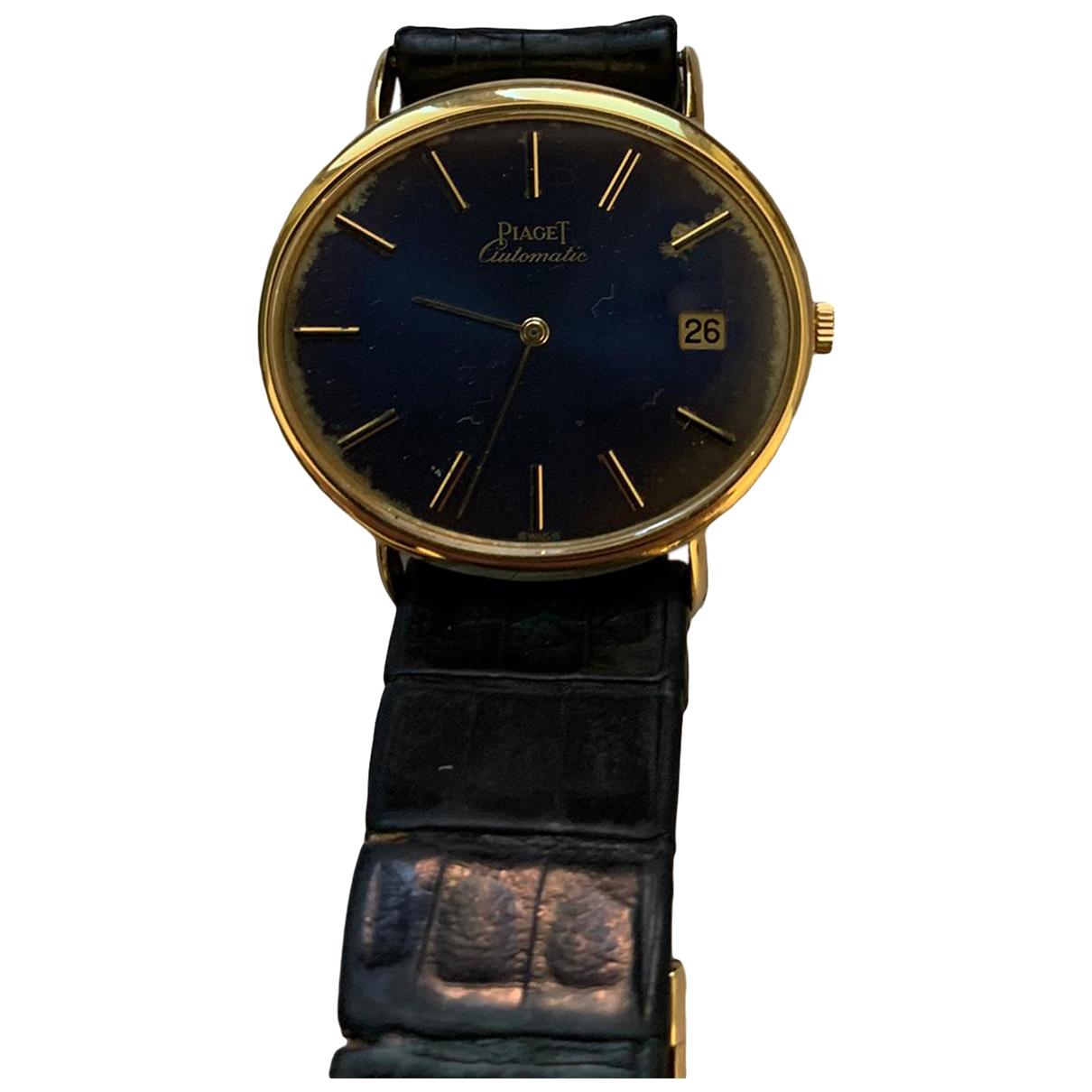 Reloj Classique de Oro amarillo Piaget