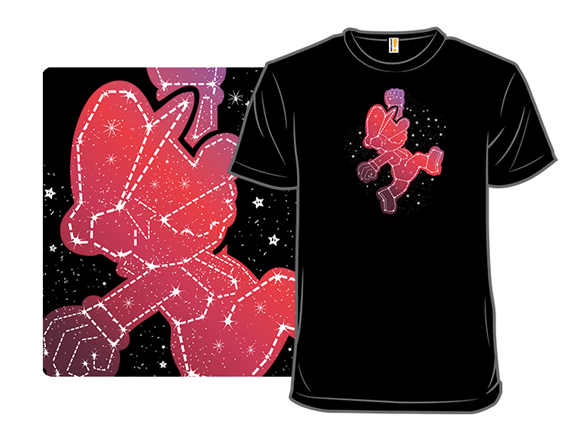 Constellation Brother T Shirt