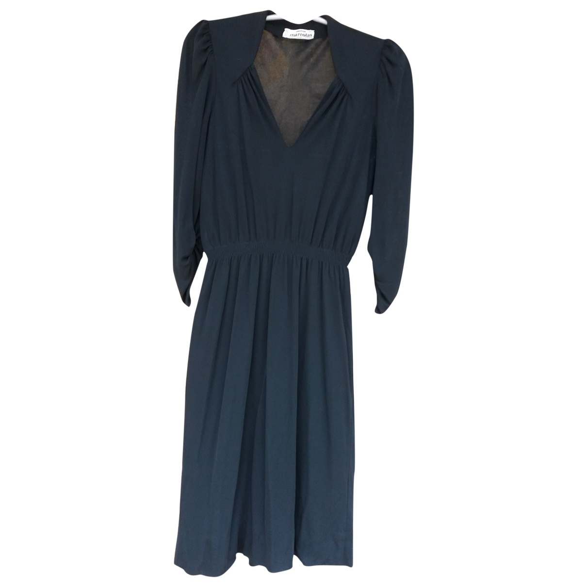 Non Signé / Unsigned \N Black dress for Women 40 FR