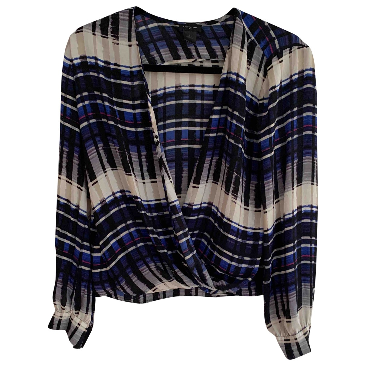 Ann Taylor \N Top in  Bunt Polyester