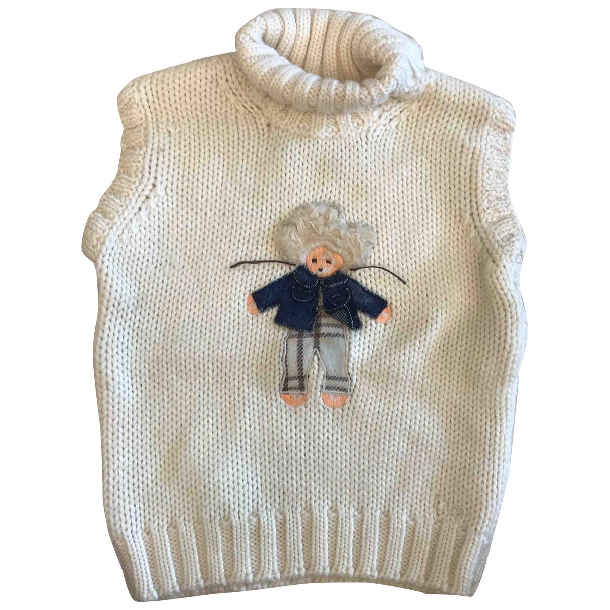 Jersey de Lana Baby Dior
