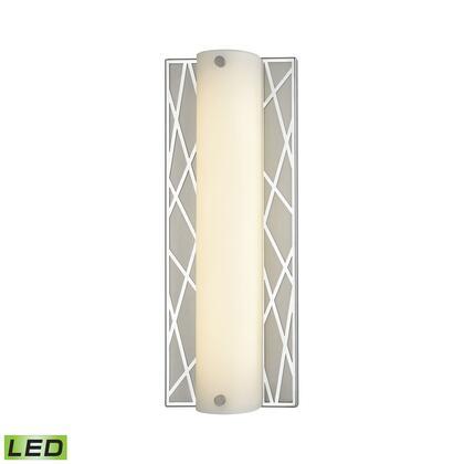 85130/LED Captiva Vanity Polished Stainless/Matte