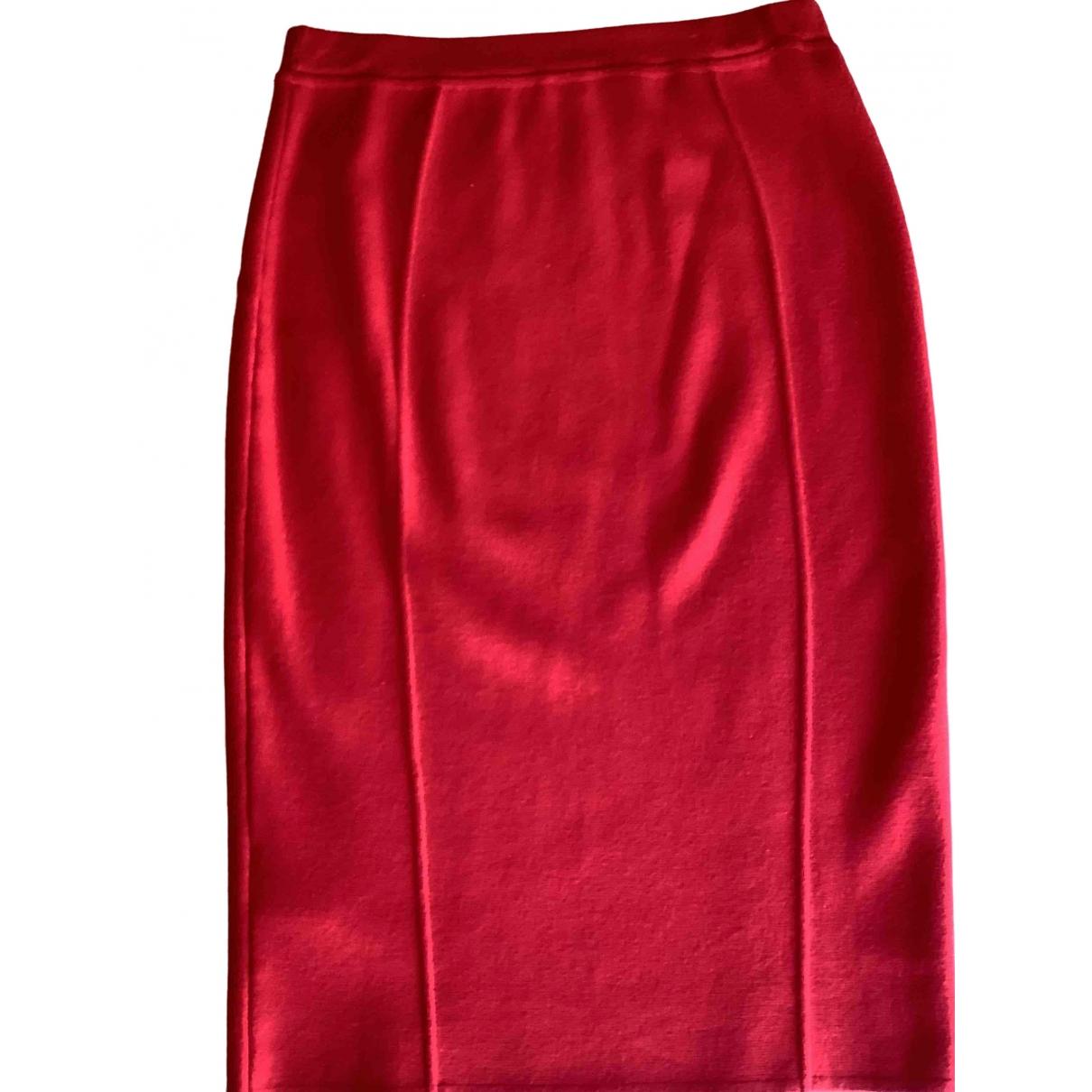 Escada \N Red jumpsuit for Women 40 FR