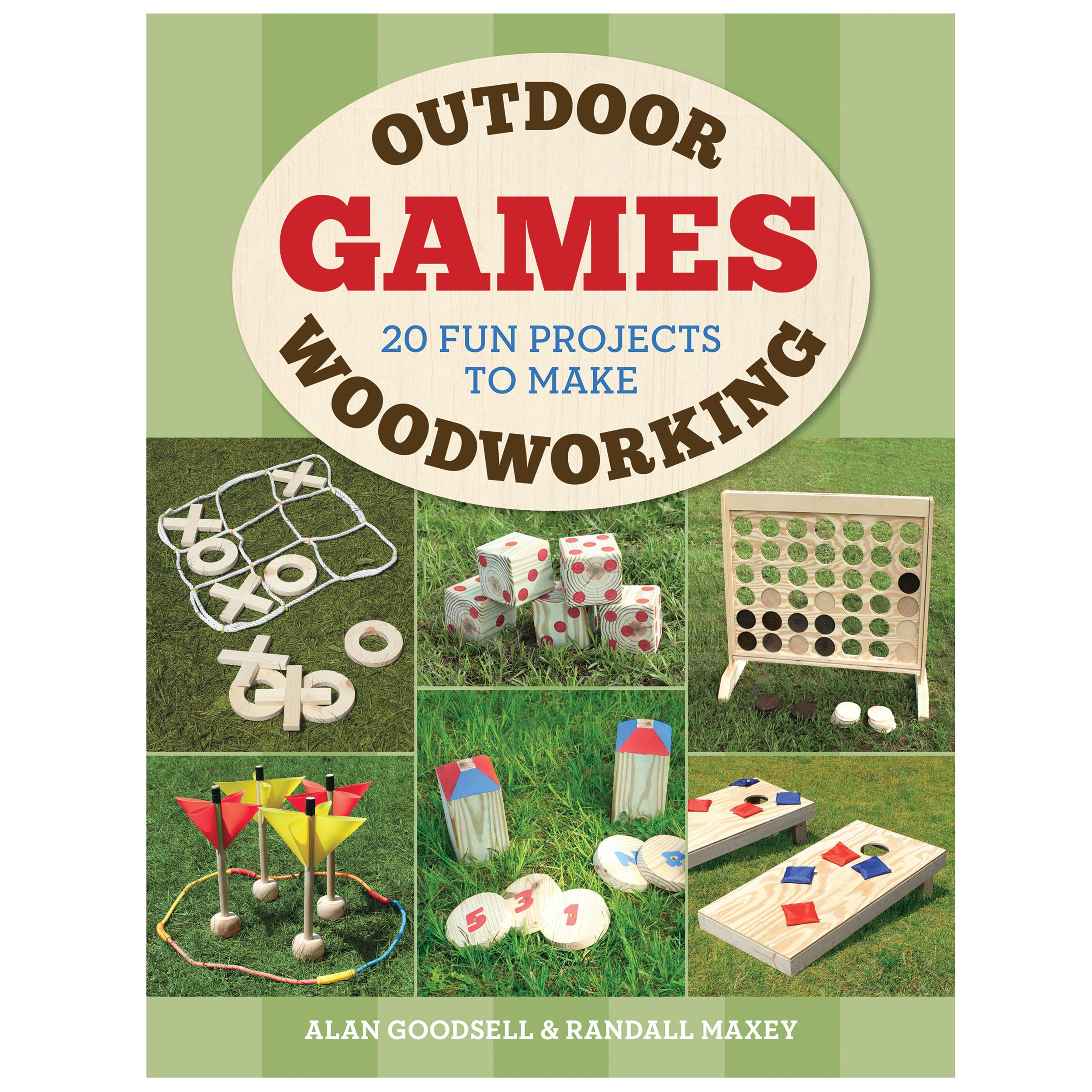 Outdoor Woodworking Games