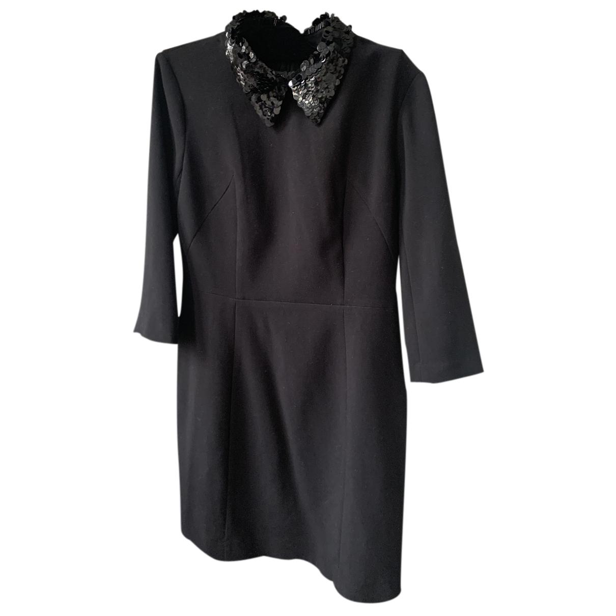 Sandro N Black dress for Women 38 FR