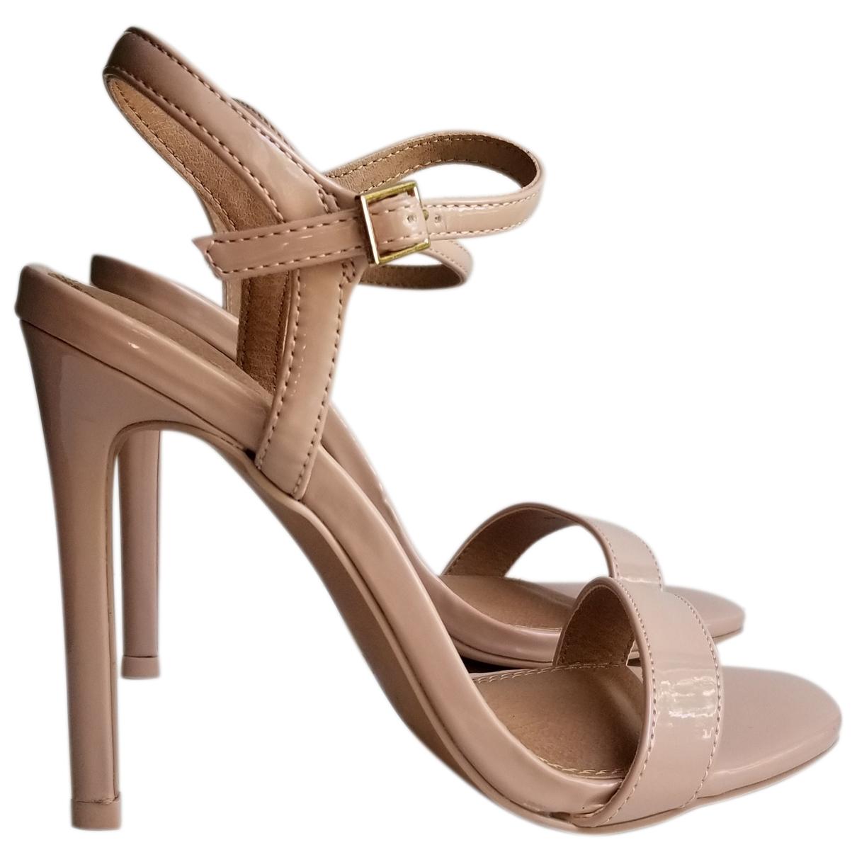 Asos N Beige Sandals for Women 35 EU