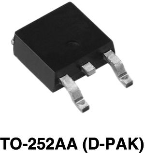 Vishay Switching Diode, 5A 600V, 3 + Tab-Pin TO-252AA VS-5EWL06FN-M3 (75)