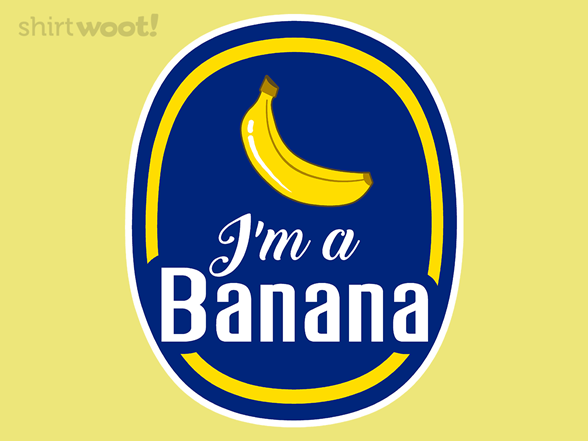 Banana Costume T Shirt