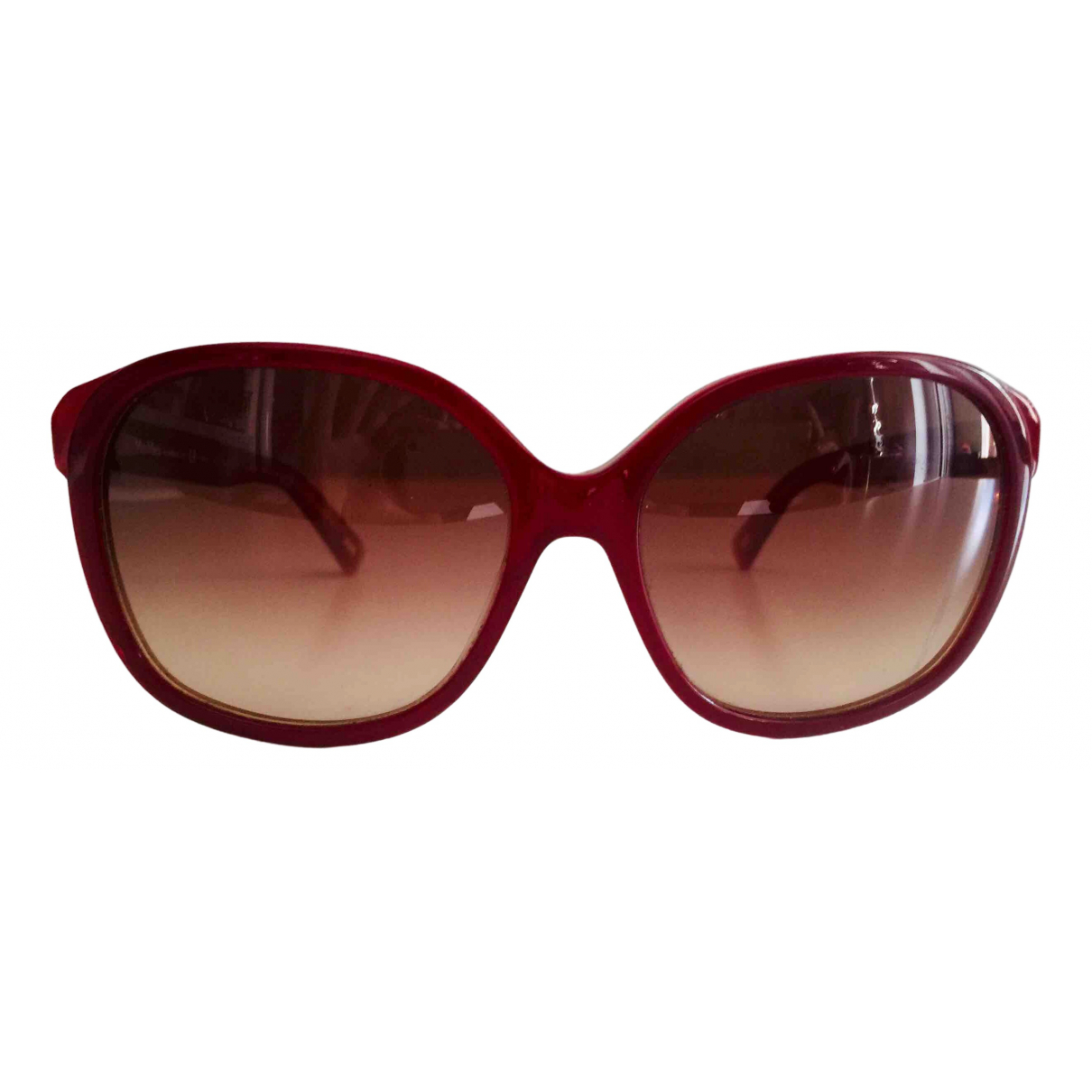 Max Mara \N Red Sunglasses for Women \N