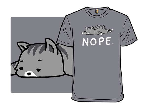 Double Nope T Shirt