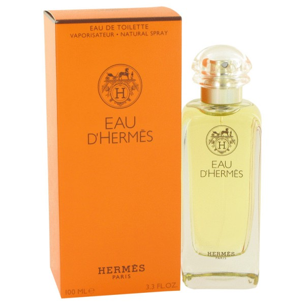 Hermès - Eau d'Hermès : Eau de Toilette Spray 3.4 Oz / 100 ml