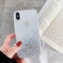 Star Sequin iPhone Case
