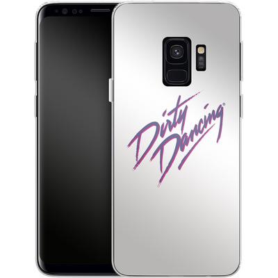 Samsung Galaxy S9 Silikon Handyhuelle - Dirty Dancing von Dirty Dancing®