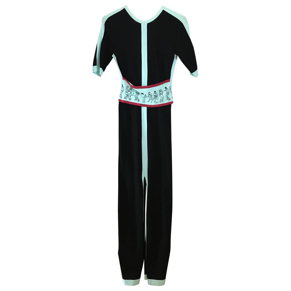 Kirin \N Black Cotton dress for Women 38 IT