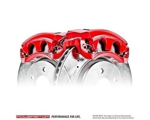 Power Stop S4890 Performance Brake Calipers S4890