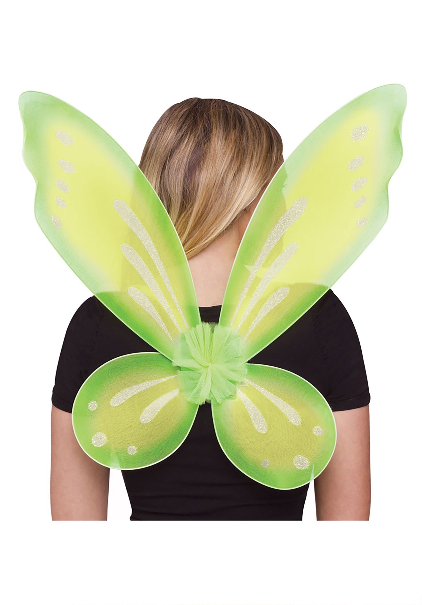 Green Pixie Adult Fairy Wings