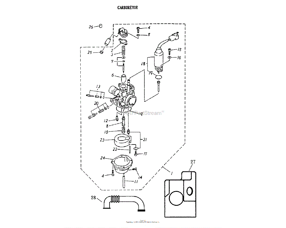 Can-AM OEM Needle Valve Assembly