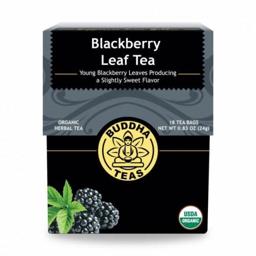 Blackberry Leaf Tea 18 Bags by Buddha Teas