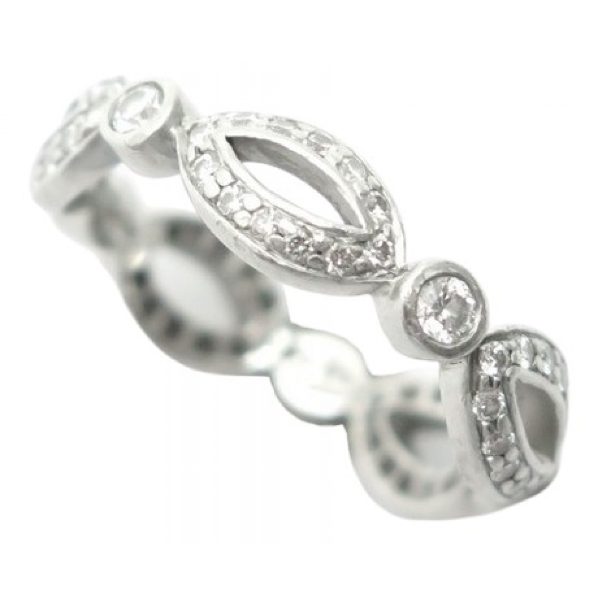 Anillo Tiffany T de Platino Tiffany & Co