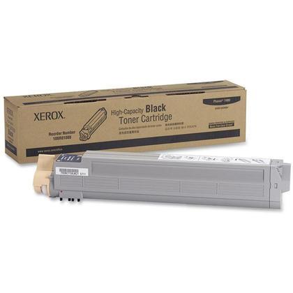Xerox 106R01080 Original Black Toner Cartridge High Yield