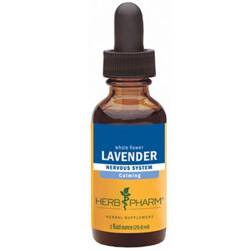Lavender Extract 4 Oz by Herb Pharm
