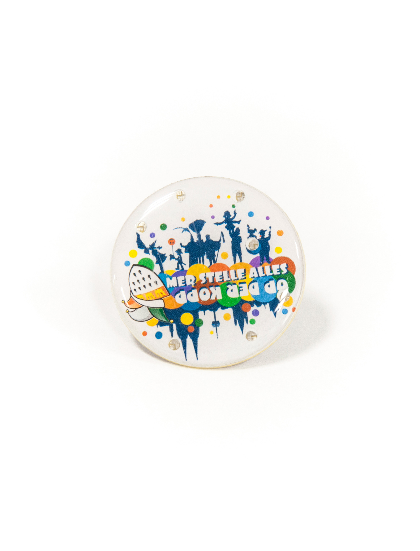 Blinky Motto Logo 2015/2016 Farbe: multicolor bzw. bunt