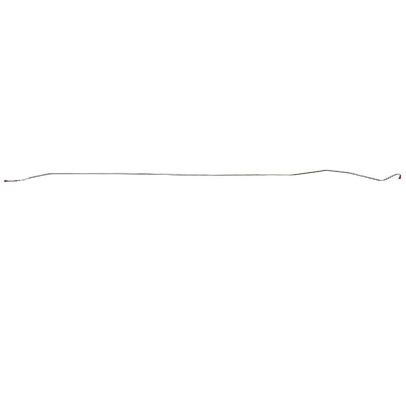 Fine Lines TIN4701SS Intermediate Brake Line For 47-50 GM 1/2 Ton 2WD Short Bed Stainless