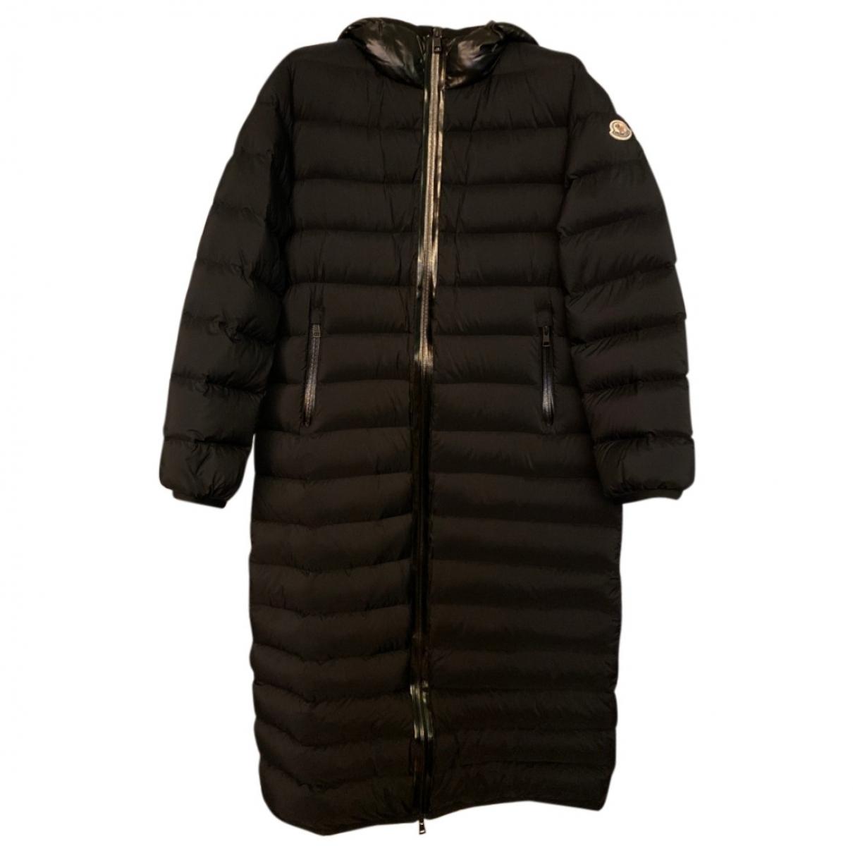 Moncler Long Black coat for Women L International
