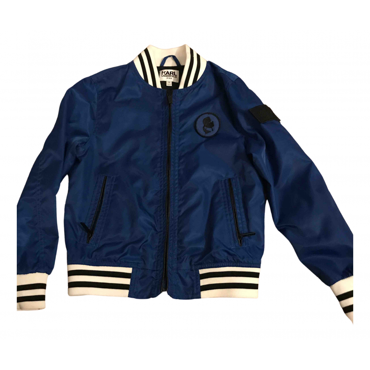 Karl Lagerfeld N Blue jacket & coat for Kids 8 years - until 50 inches UK