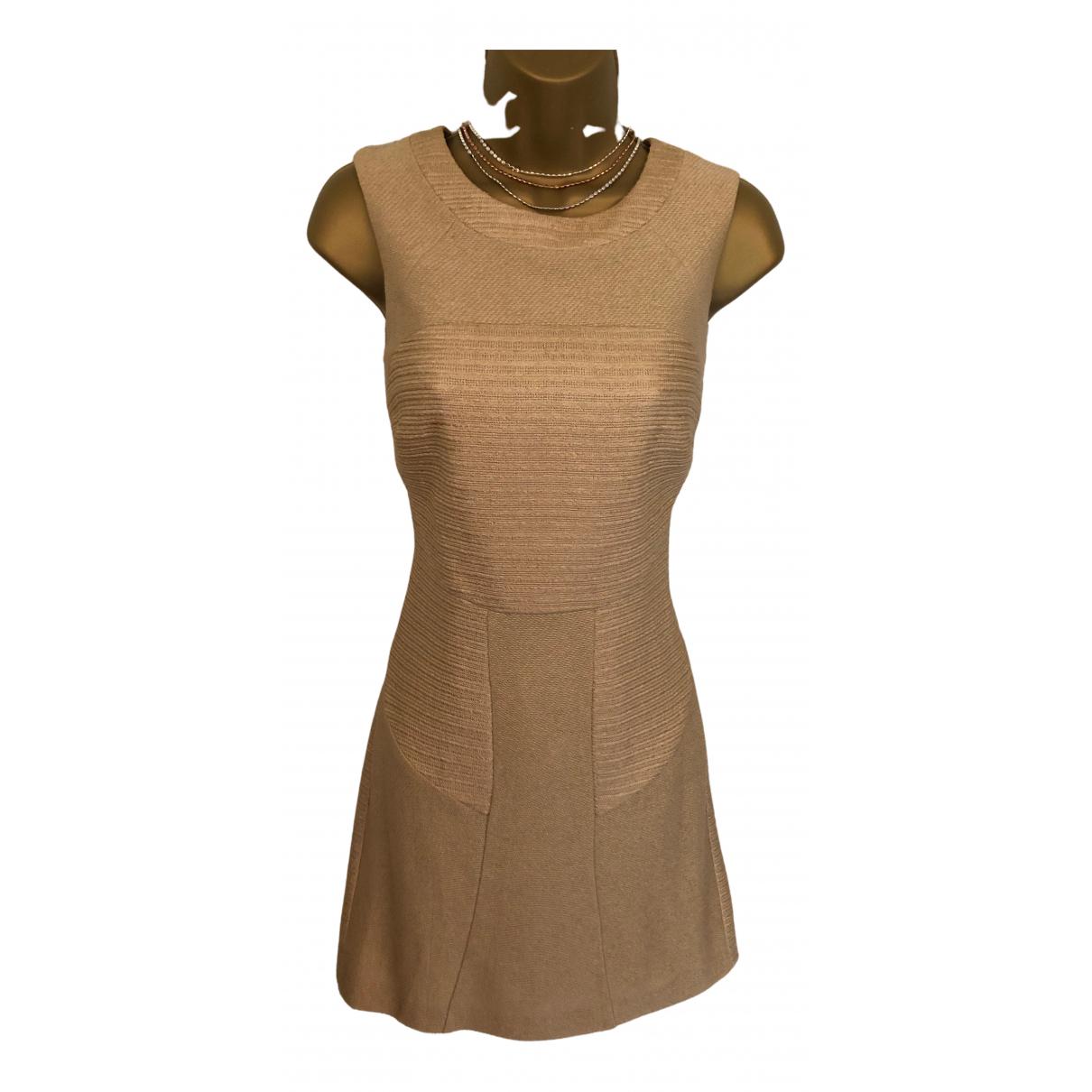 M Missoni \N Beige Cotton dress for Women 38 IT