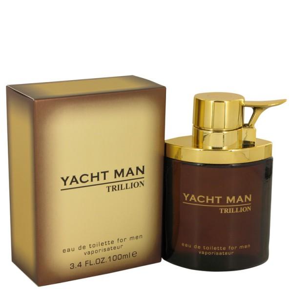 Yacht Man Trillion - Myrurgia Eau de toilette en espray 100 ml