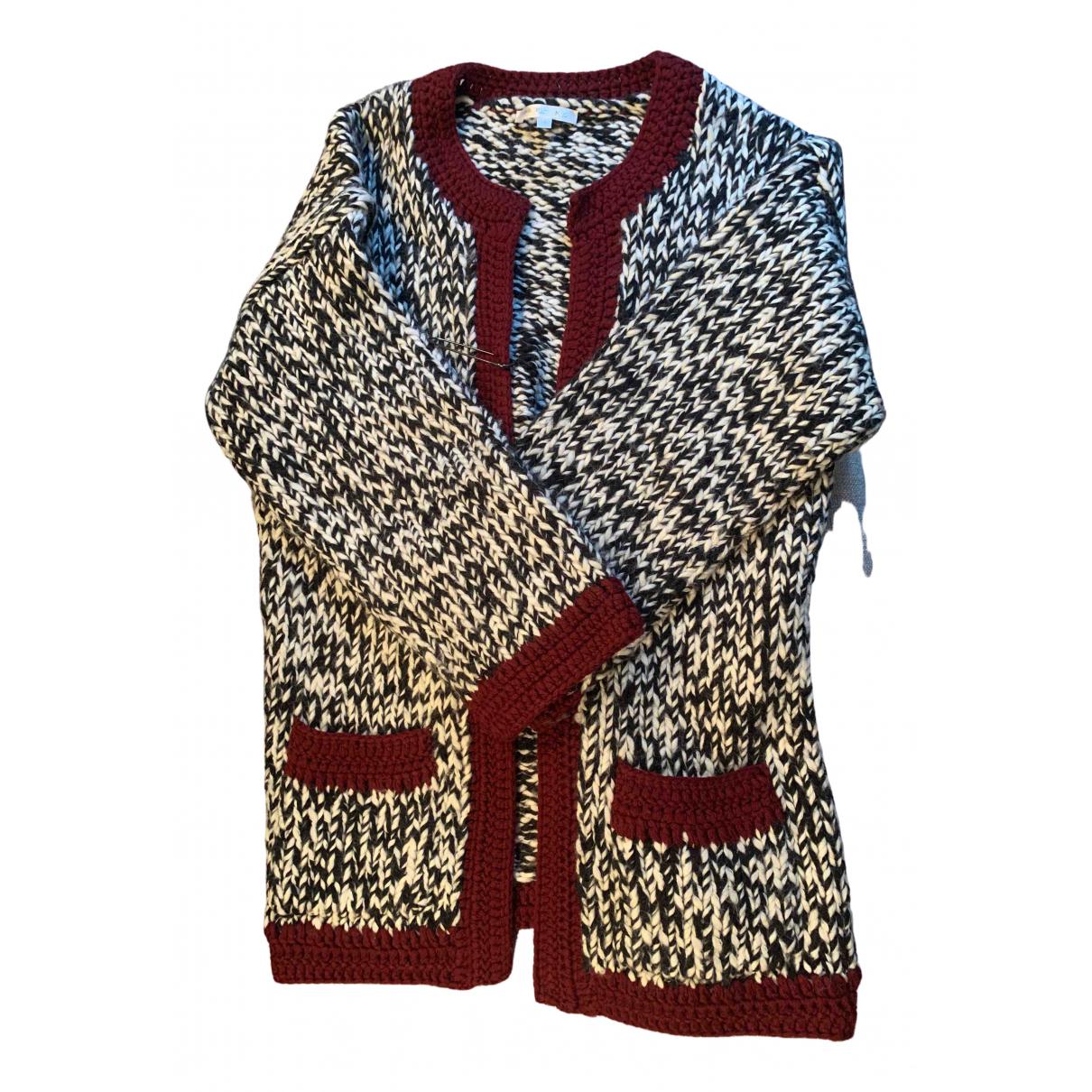 Paule Ka - Pull   pour femme en laine - noir