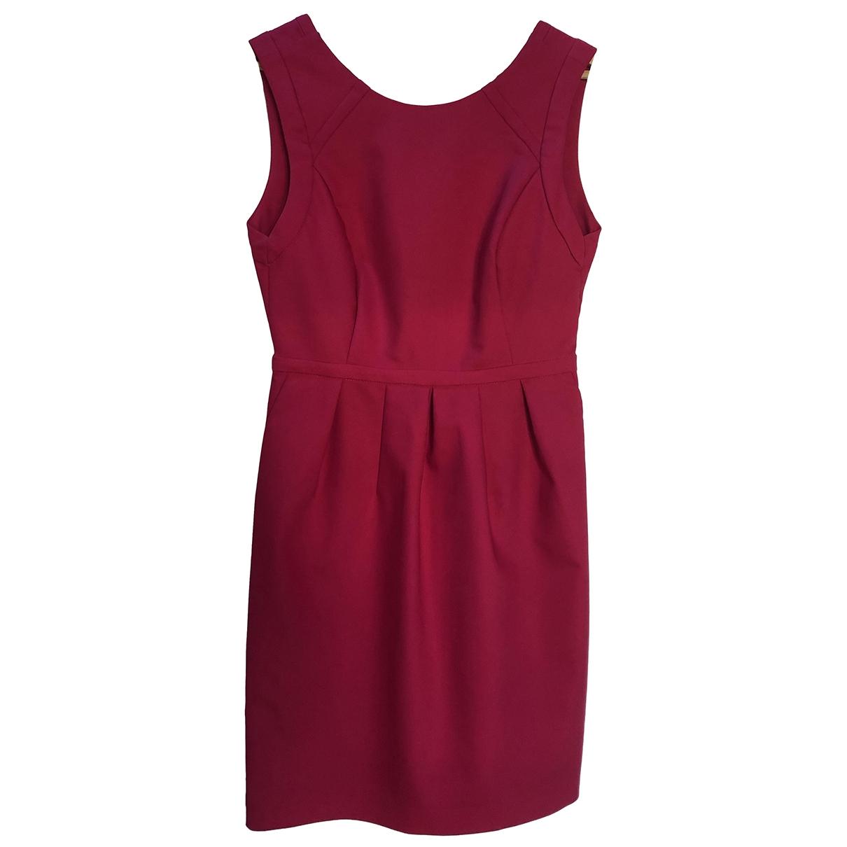 Claudie Pierlot - Robe   pour femme en coton - rose
