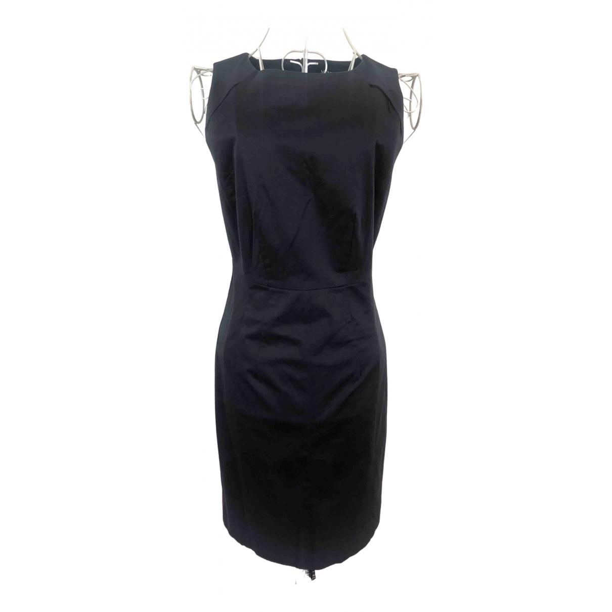 Max & Co \N Blue Cotton - elasthane dress for Women 4 US