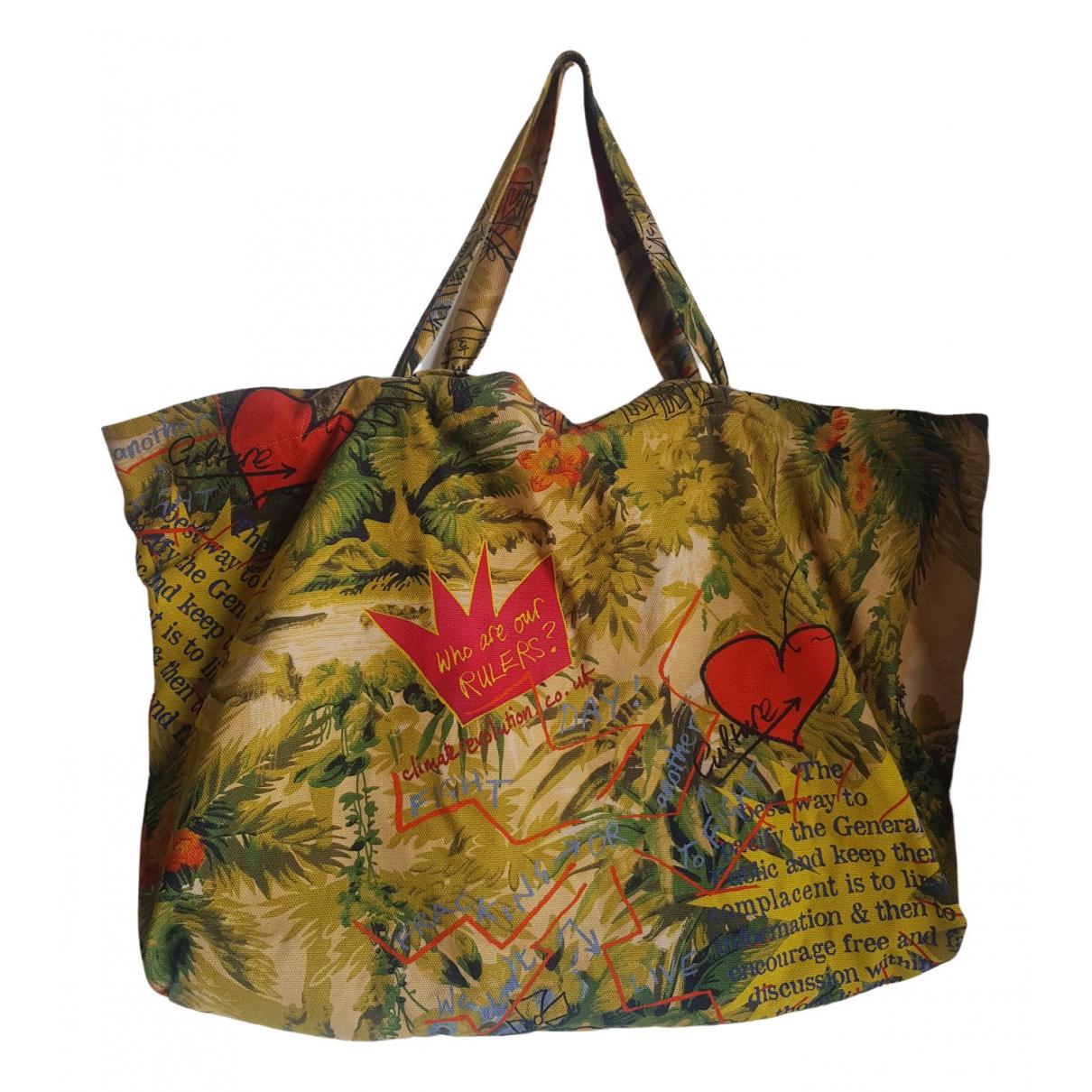 Vivienne Westwood \N Handtasche in  Bunt Baumwolle