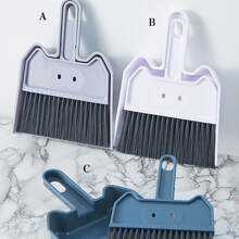 1pc Mini Broom & 1pc Dustpan