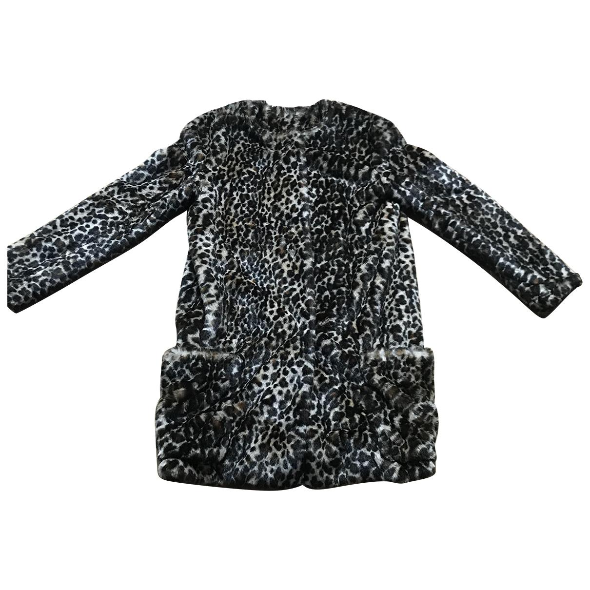 Nina Ricci \N Faux fur coat for Women 36 FR