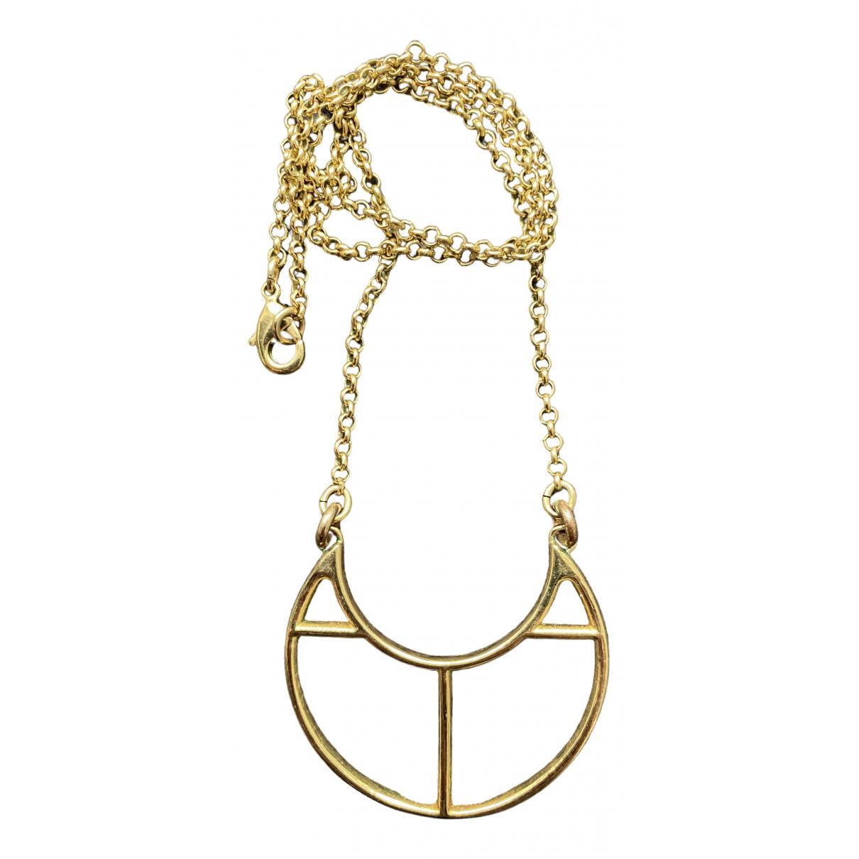 Lizzie Fortunato \N Kette in  Gold Vergoldet