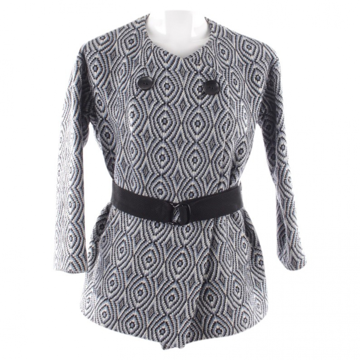 Isabel Marant Etoile \N Multicolour Wool jacket for Women 32 FR