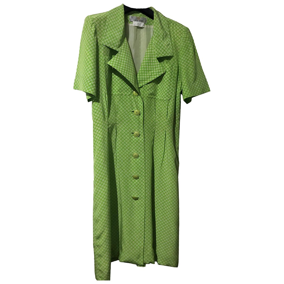 Maxi vestido de Seda Givenchy