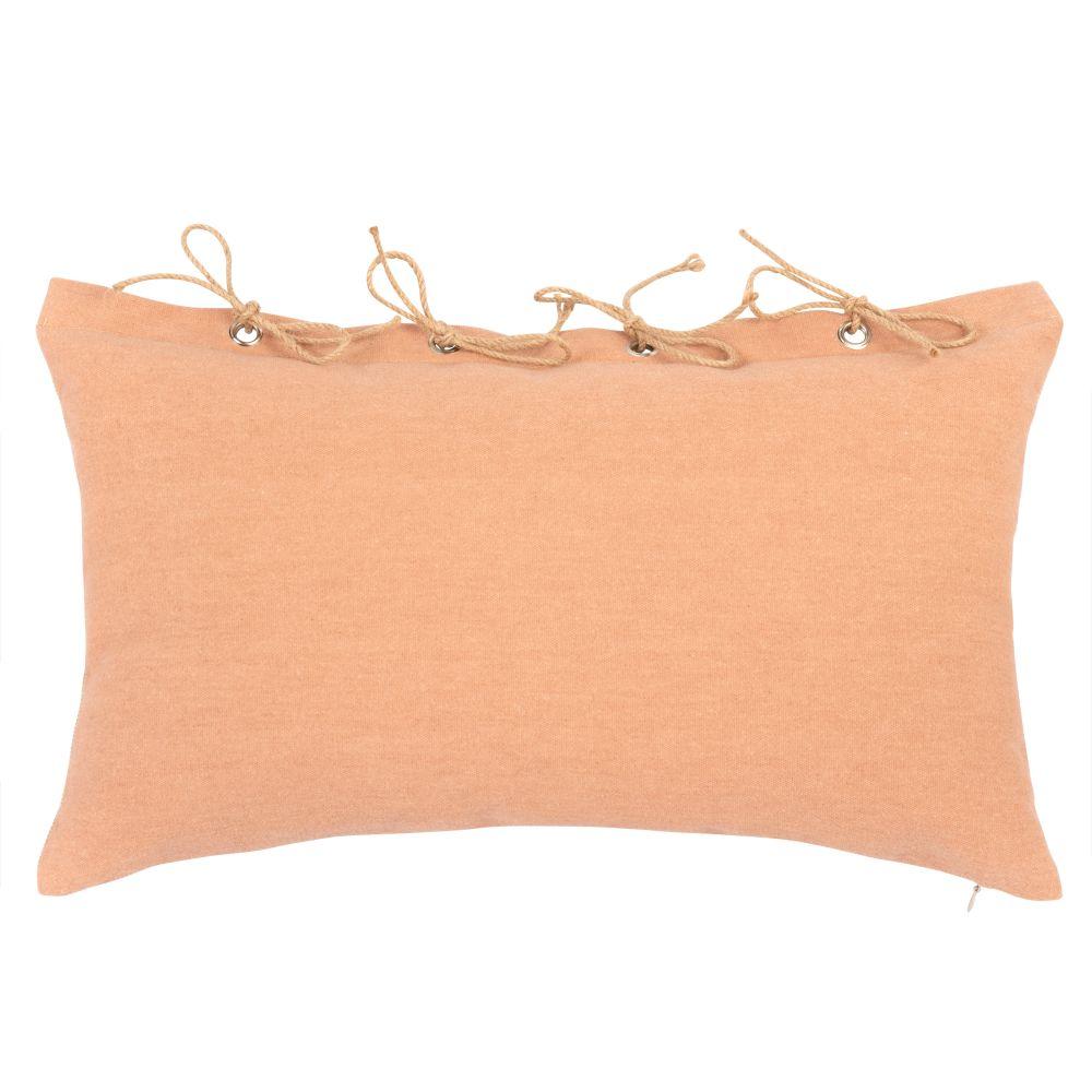 Kissenbezug, orange 30x50