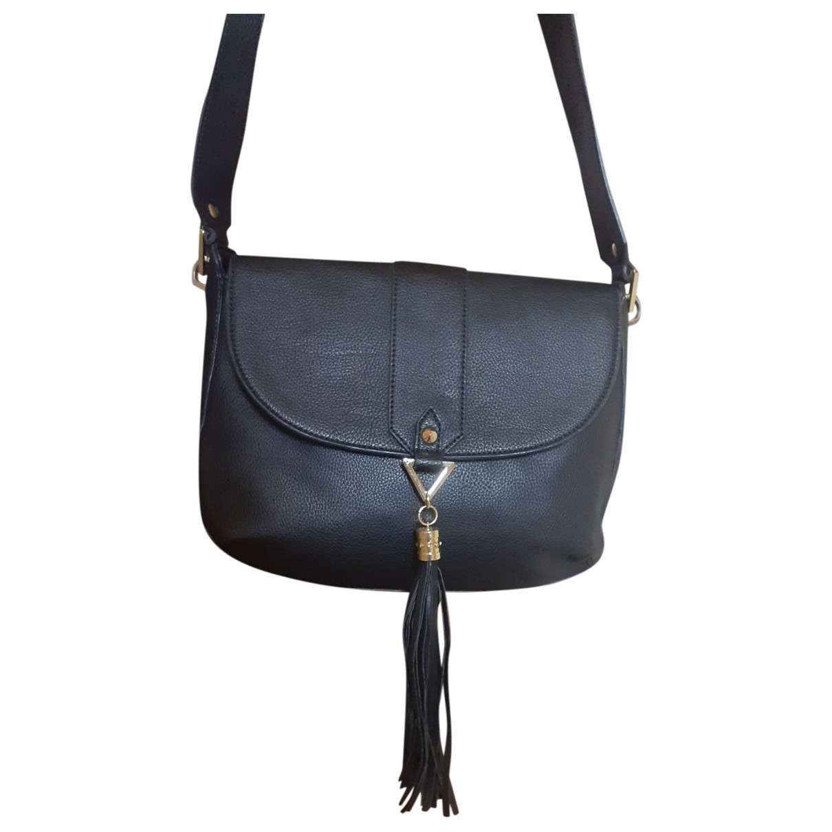 Liu.jo \N Black Leather Clutch bag for Women \N