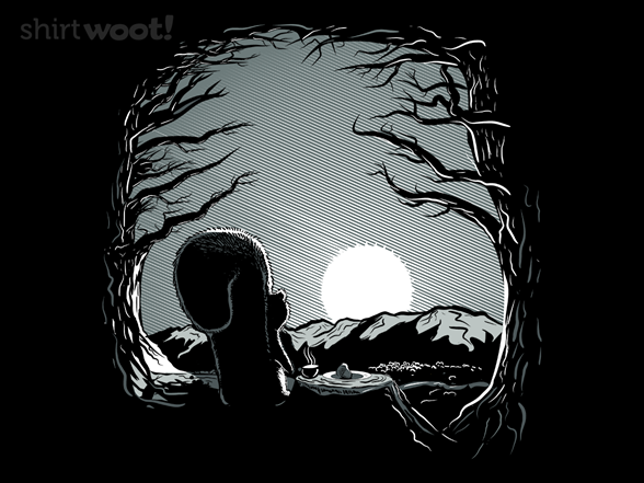 Woodland Sunrise T Shirt